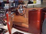 28 Ford Model A Loboy Roadster Pickup Custom Dash