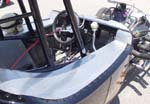 23 Ford Model T Bucket Dragster Dash