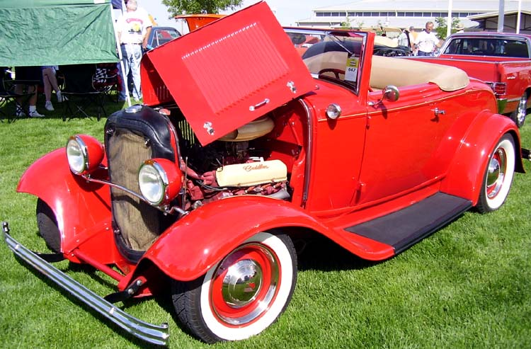 32 Ford Cabriolet