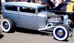 32 Ford Hiboy Chopped Tudor Sedan