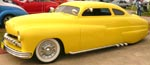 49 Mercury Chopped Tudor Sedan Custom