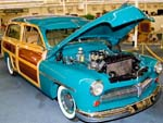 49 Mercury Tudor Woody Wagon