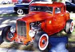 32 Ford Chopped Hiboy 5 Window Coupe